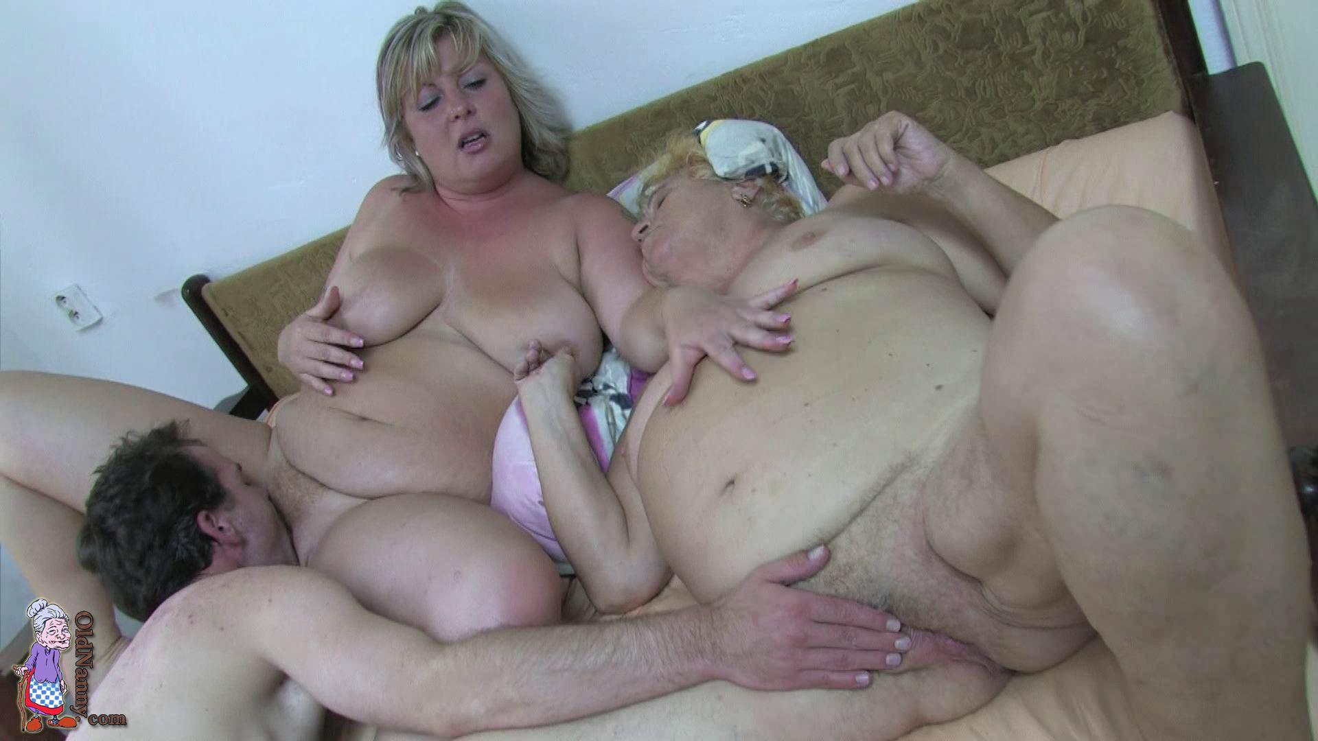 Толстая бабуля еб 5 фотография