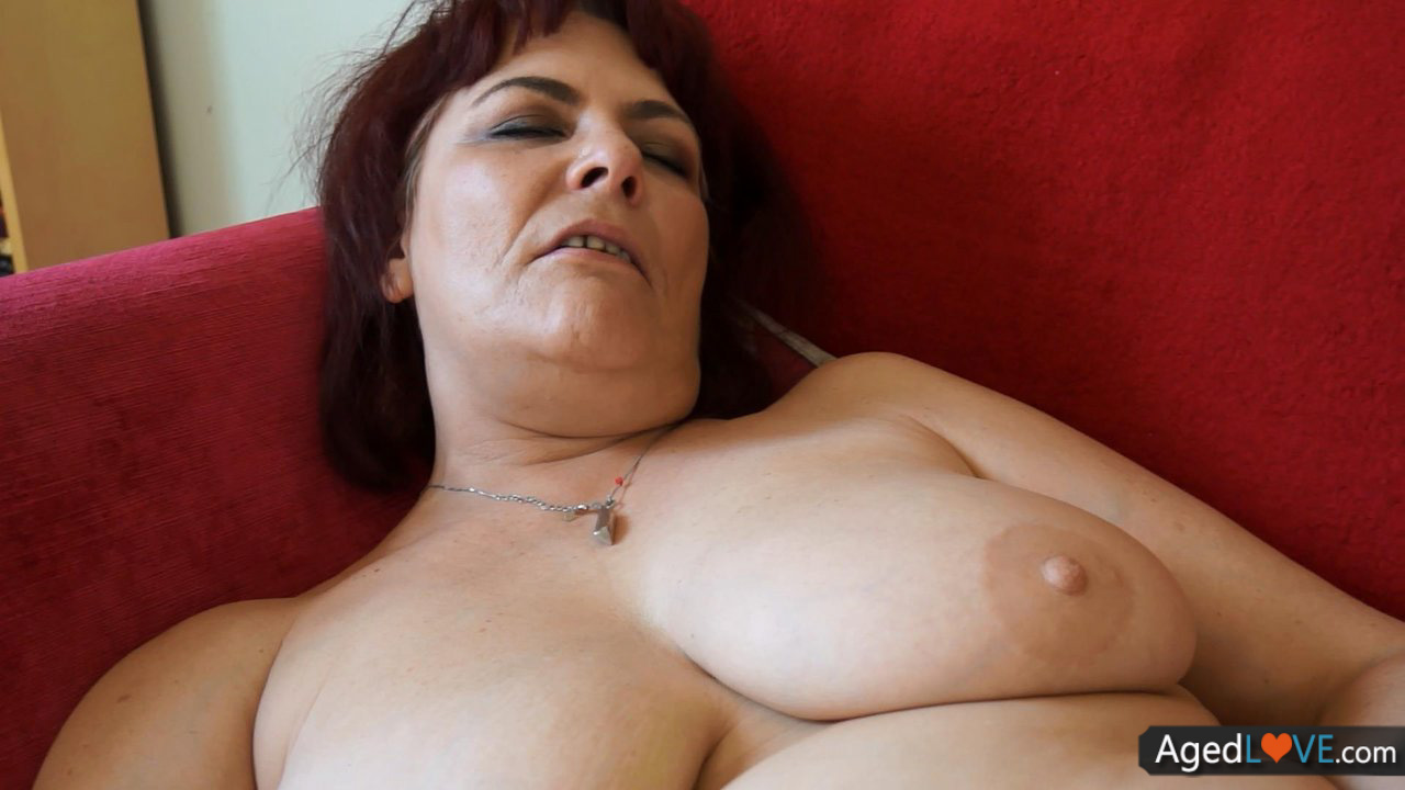 Agedlove nice blonde granny is fucked by horny man 7