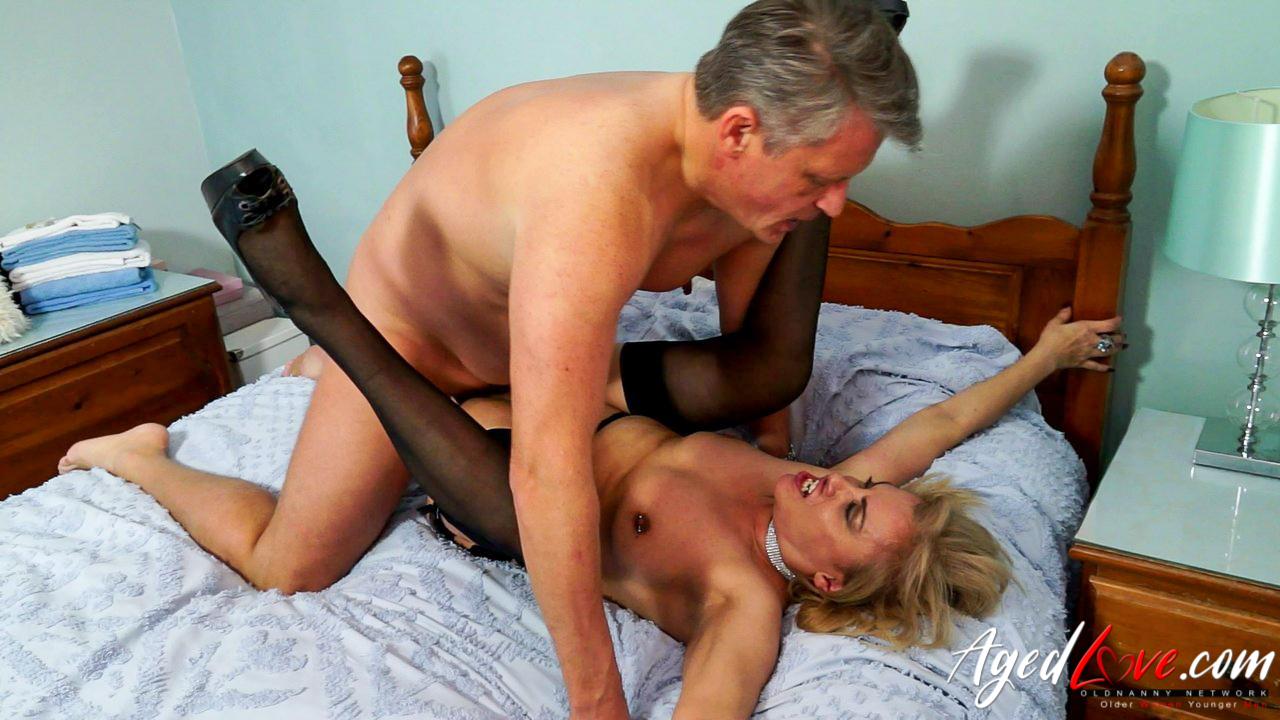 Great hardcore fuck with big tits british mature lady