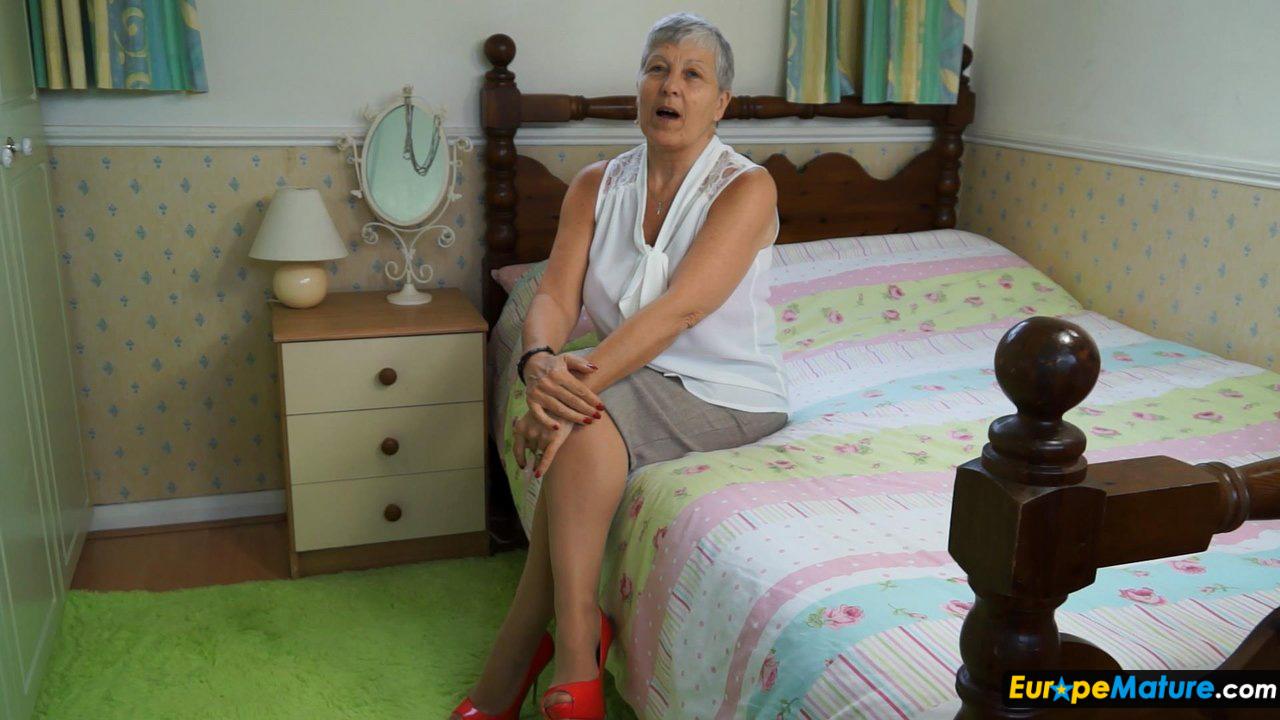 Бабушка Целка