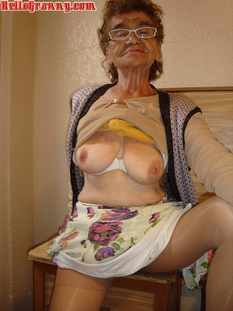 click here and see The hottest old granny amazing