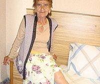 Hot but still hot granny