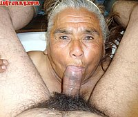 Very old mom blowjob