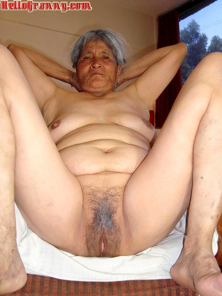 big pussy grandma