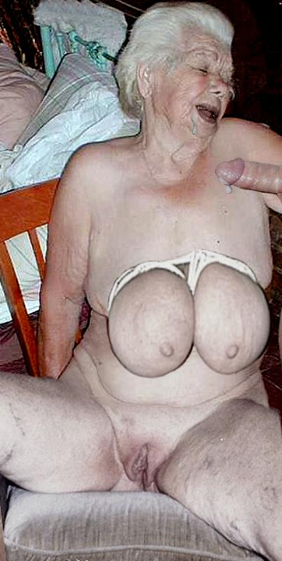 That necessary, nude grannies pic message