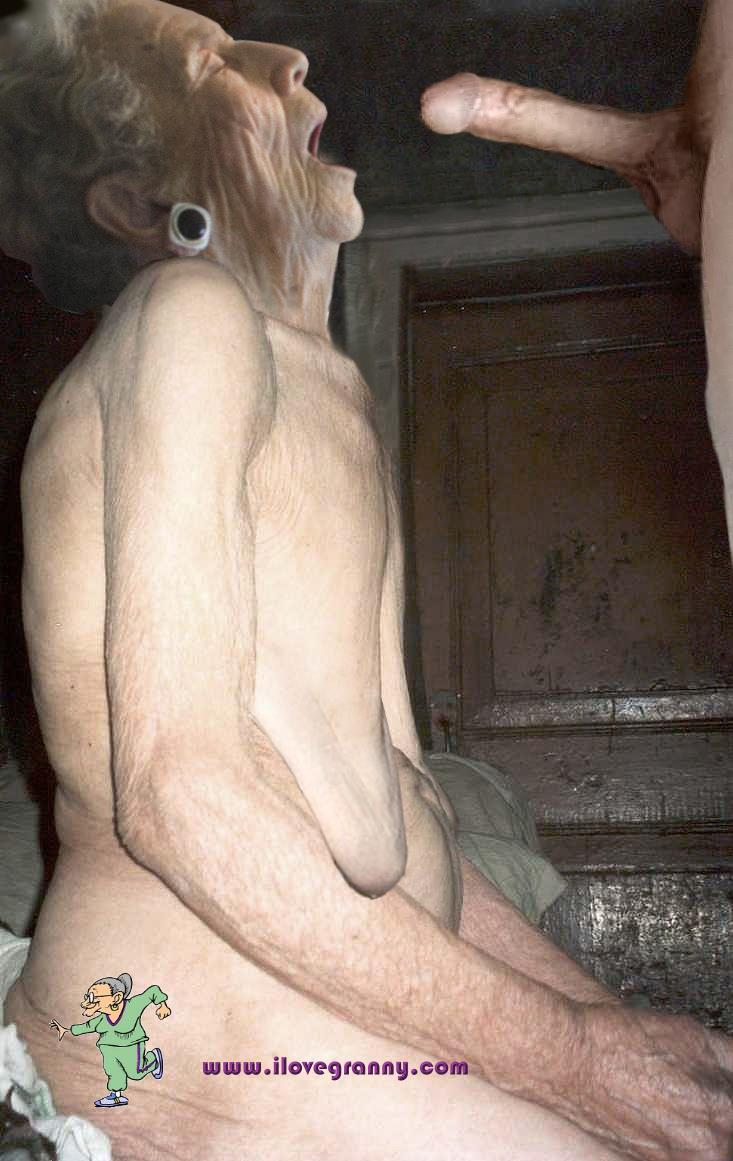 just old oma women naked