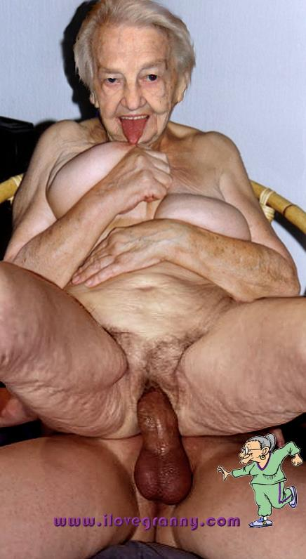 Very old granny fucking with young boy on gotporn