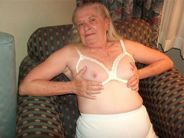 click here and see Wow, REAL OMA - HOT OMA gets Ready 4 U !! XXL