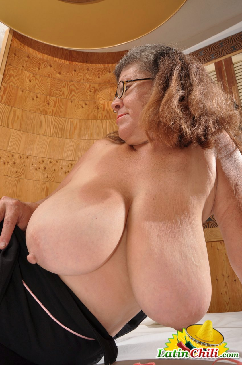 fat old grannies naked