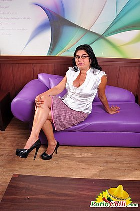 Ultimate collection of mature latina Lucia