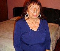 amateur old woman