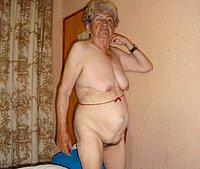 Granny loving pussy