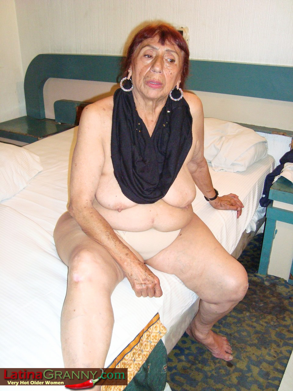 Latina granny sex