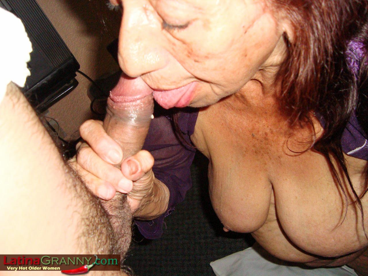 Apologise, but, mature latina sucks cock casually found