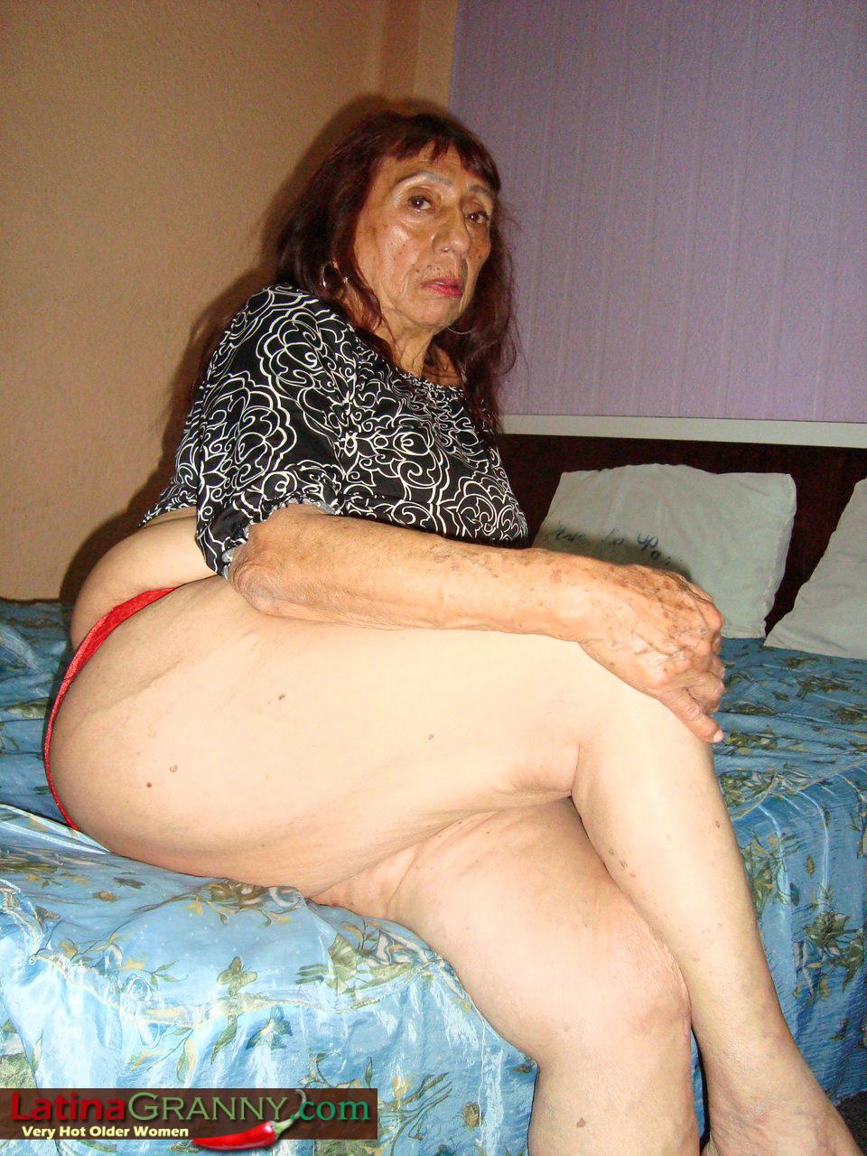 Girl when photos granny latina