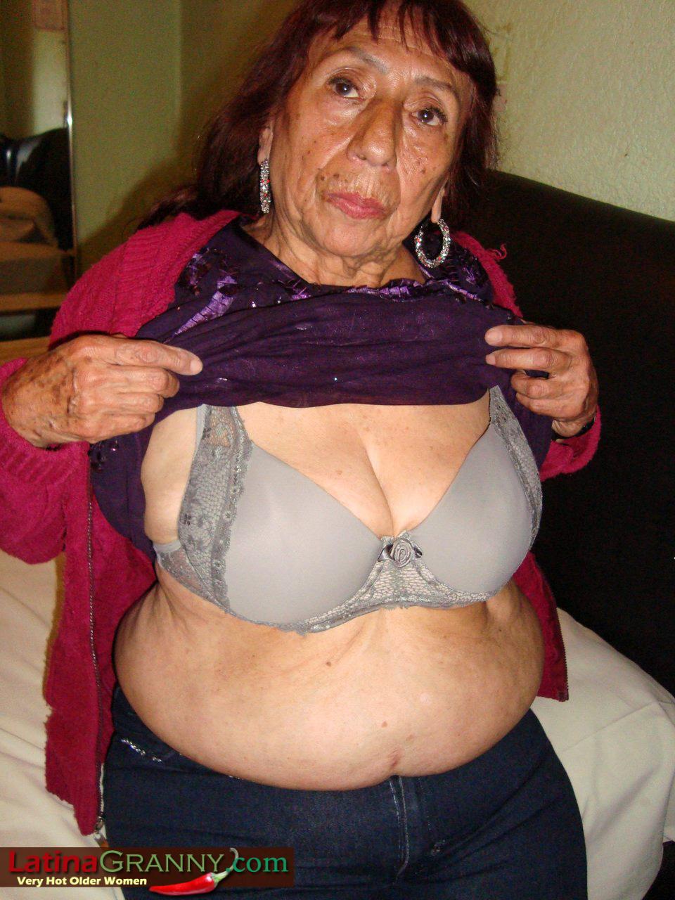 Latina Panties The Side
