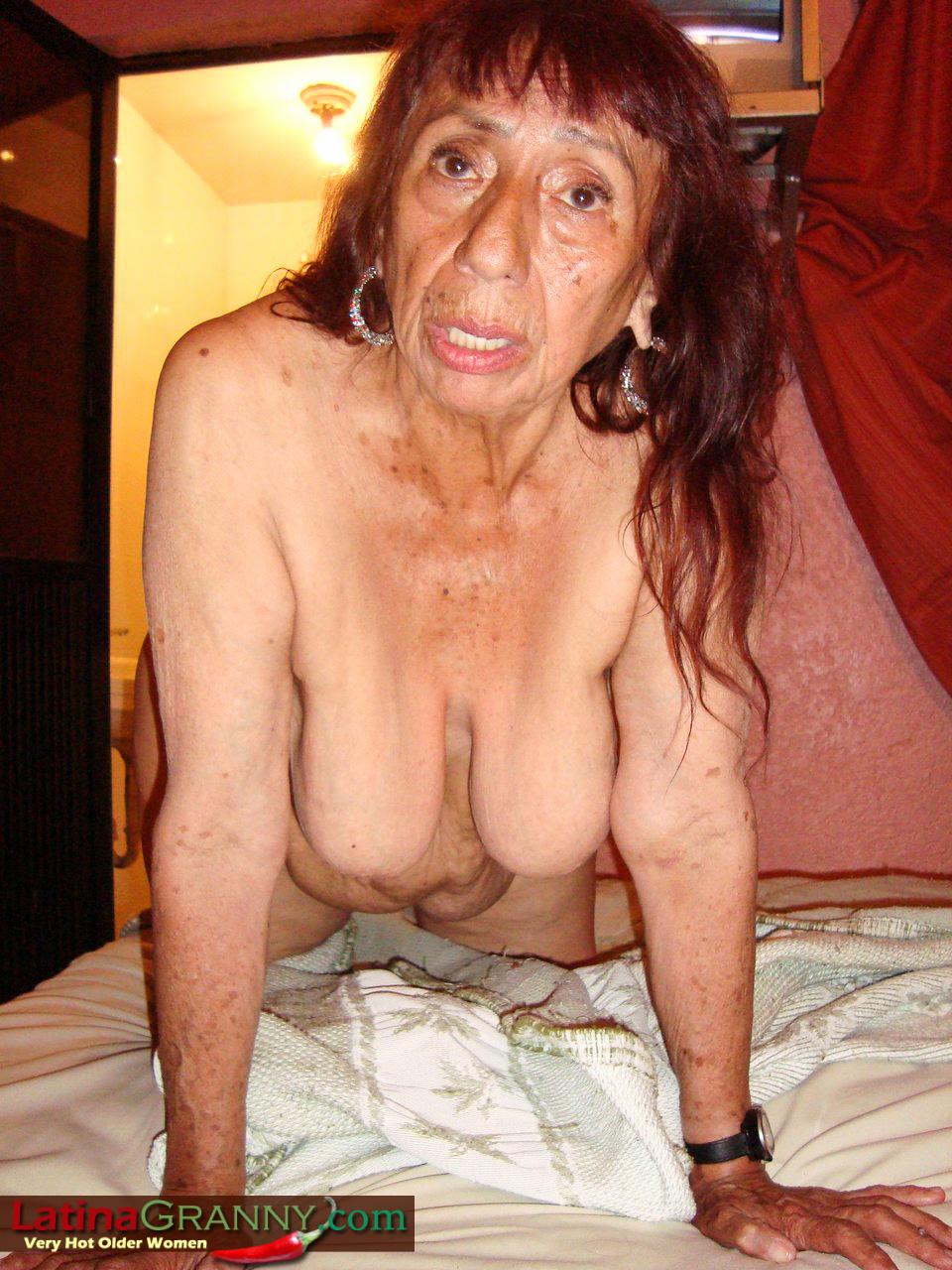 Latino granny porn very old think, that