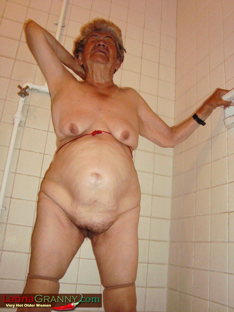 naked latina grannies