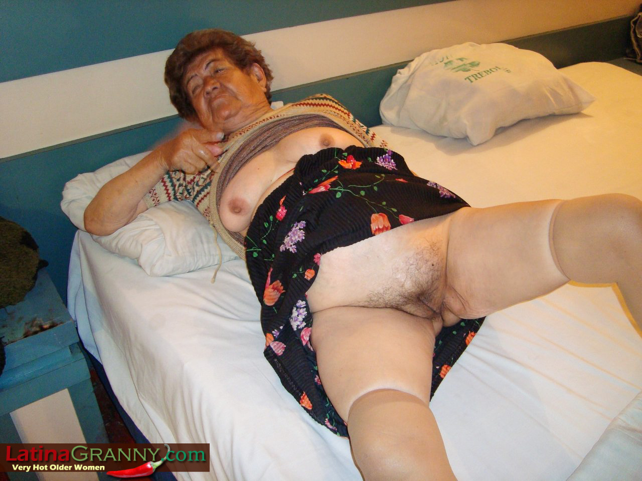 Granny Old Hairy