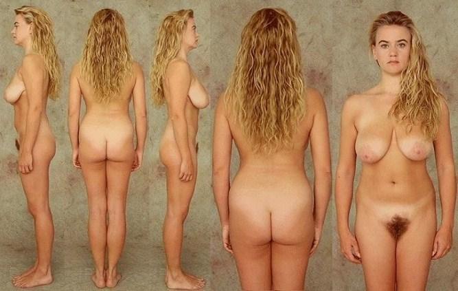 кастинг голых женщин фото