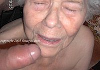 Old grandma sex