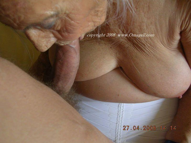 grannies old Omageil very