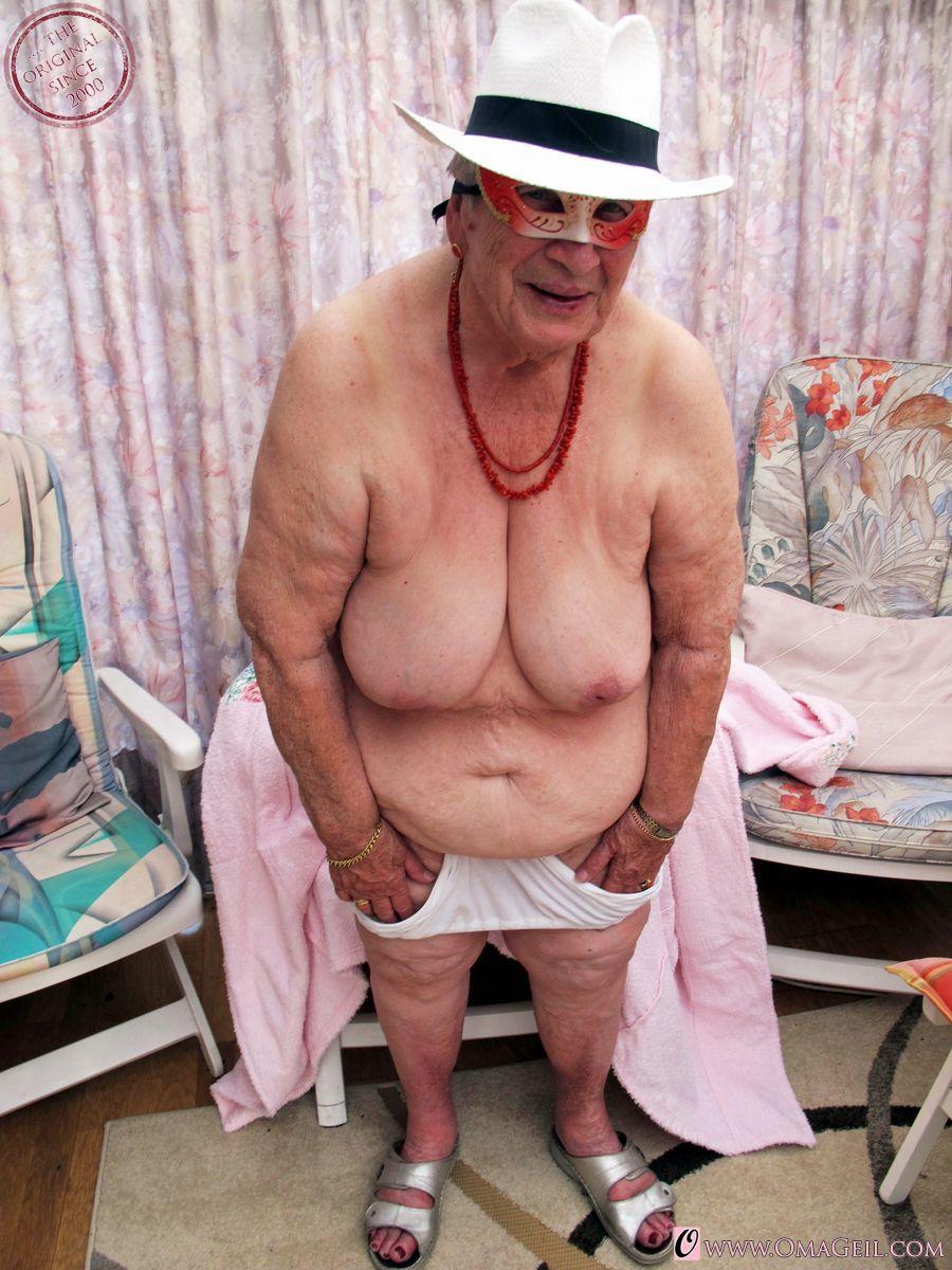 Omageilcom - Exclusive Granny Porn-6583