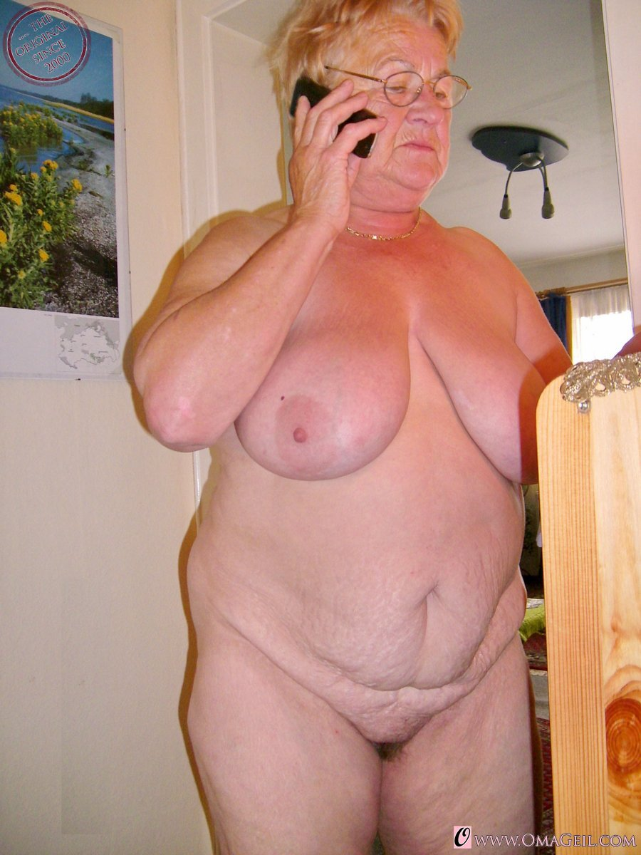 click here and see grandma poses naked and shows pussy