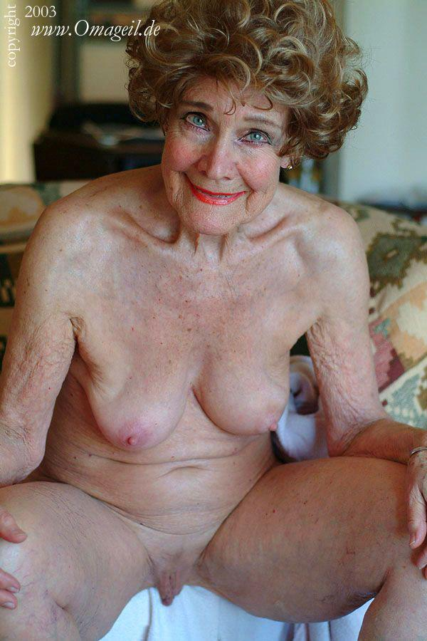 Nude Grannies shall