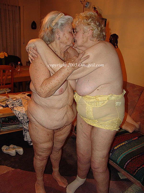 very old lesbians