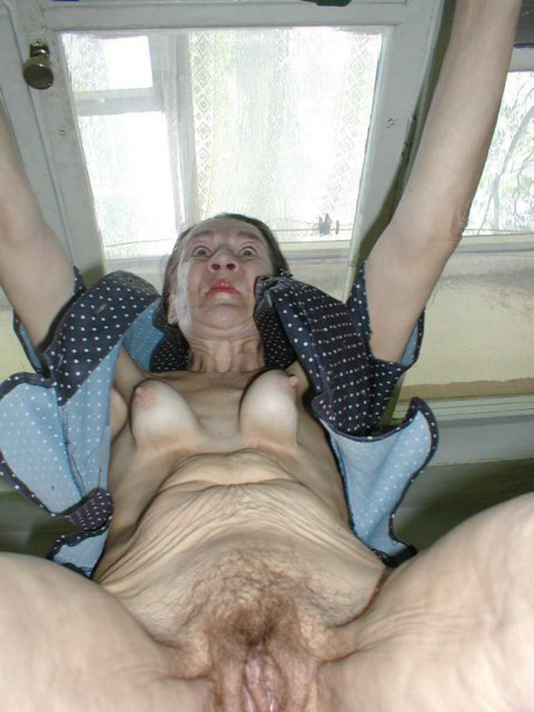 Very old granny fuck sweet