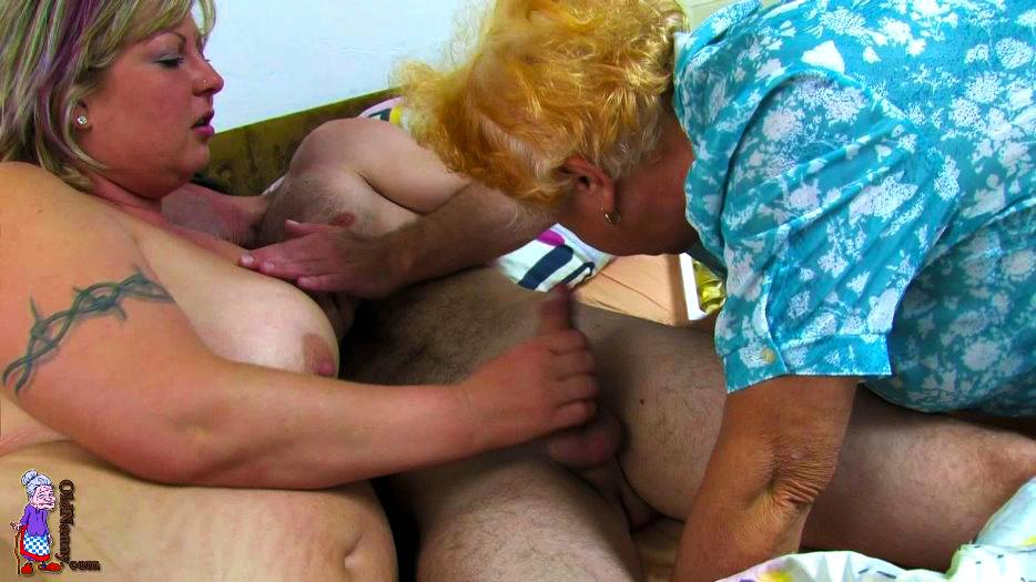 Nanny smoder old