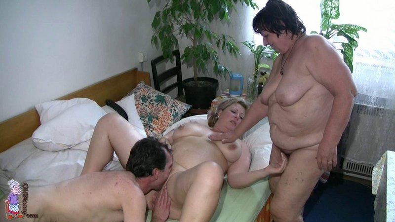 секс фото с бабушками