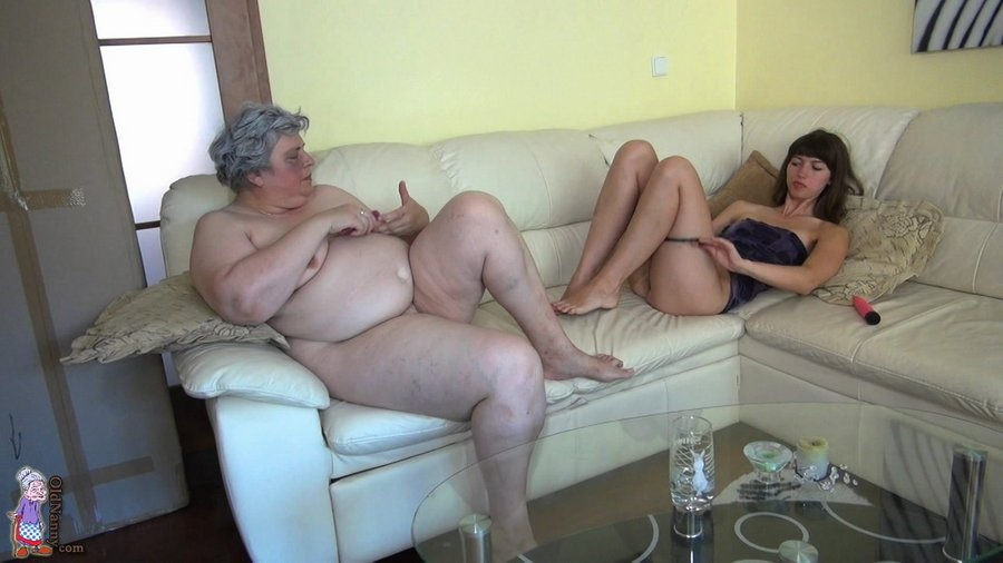 Oldnanny old granny and fat mature 8