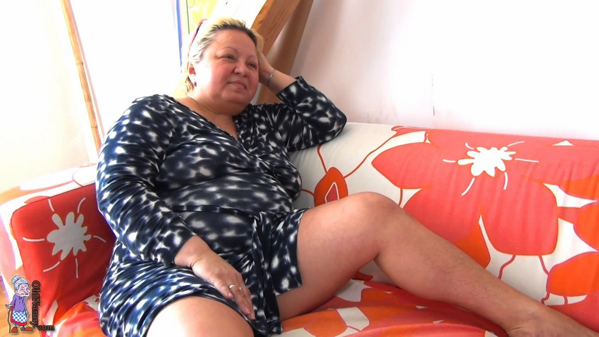 Sind Chubby mature picture pussy hot, but