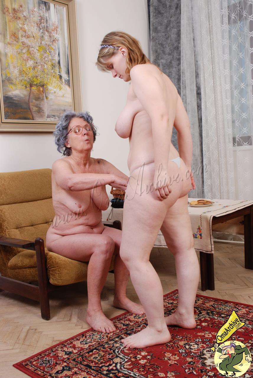 Best porn granny