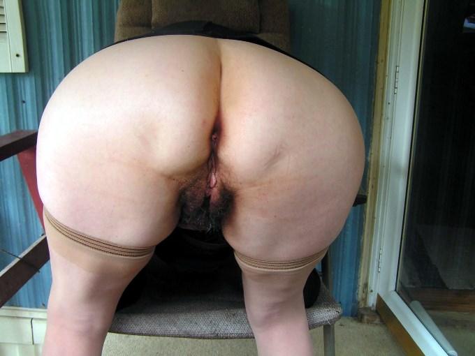 Порно фото жопы старушек