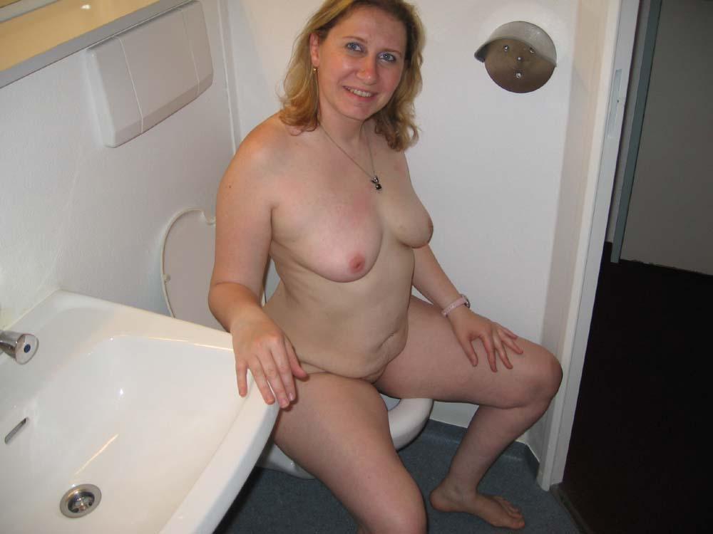 French milf anal