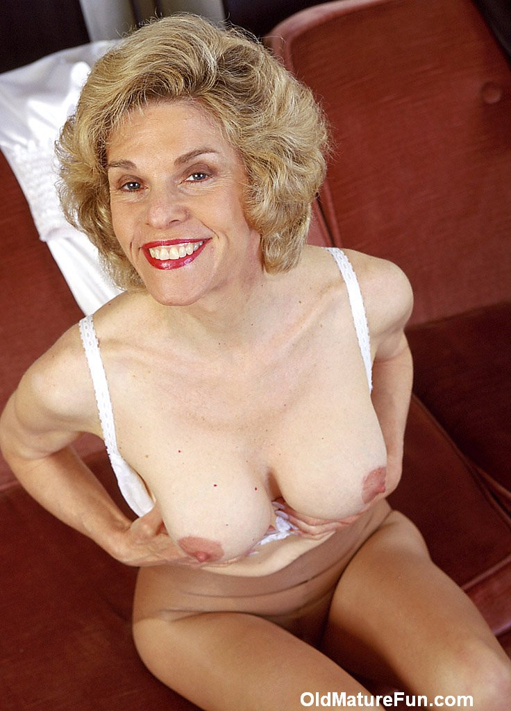 older woman fun