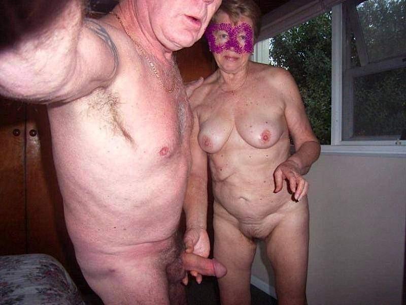 Pictures of grannies public sex