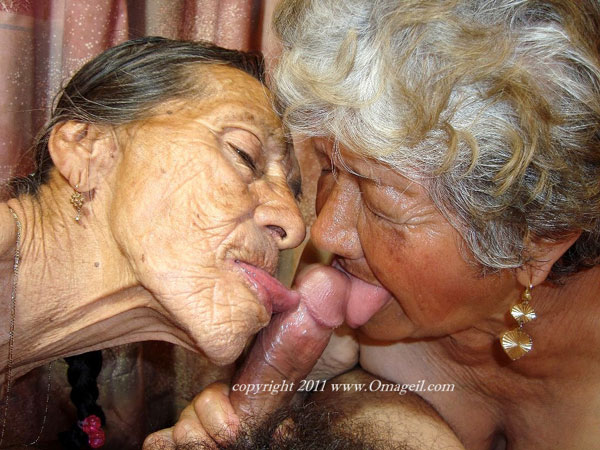 Accept. The oma granny sucking cock have