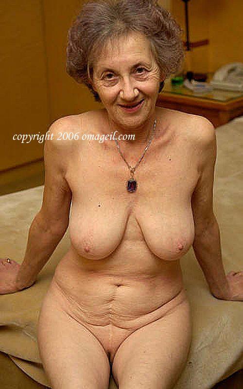 tits Omageil granny