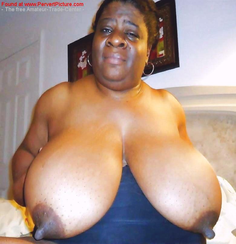 Fat black grannys