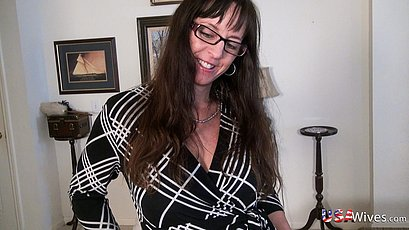 Mature latina is using electric sex toys to gain joy